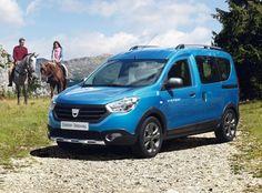 #Dacia Dokker Stepway '2014–pr. Station Wagon, Car Ins, Pavilion, Romania, Classic Cars, Van, Vehicles, Showroom, Models