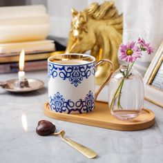 Coffee Love, Moscow Mule Mugs, Tea Tables, Tableware, Inspiration, Biblical Inspiration, Dinnerware, Dishes, Inhalation