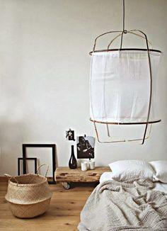 Z1 Cotton lamp, objeto de deseo | La Bici Azul: Blog de decoración, tendencias, DIY, recetas y arte