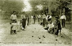 Pétanque: It's Not a Game, It's a Religion | French Sports History