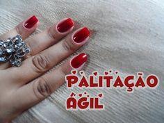 PALITAÇÃO ÁGIL - Aprenda em 5 minutos - #Dicas da Helô 2 - Segredos de Manicure - YouTube