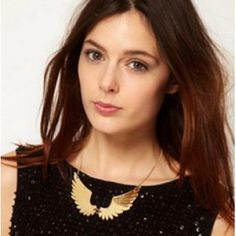 $3 Fashion Gold Metal Necklace