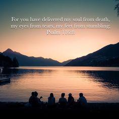 Psalms 116:8