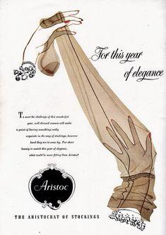 Silk Stockings, Vintage Stockings, Stockings Heels, Stockings Lingerie, Lingerie Vintage, Vintage Underwear, Vintage Shoes, Luxury Lingerie, Vintage Clothing