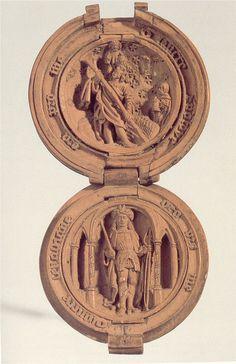 Medieval Prayer Nut 2 | Flickr - Photo Sharing!