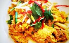Oyster omelette (Hoy Tod) Recipe
