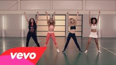 Word Up! video is out!!!!!!!!!!!!!!!!!! xx Anyone else notice Grimmy and Sporty Spice ?!?!