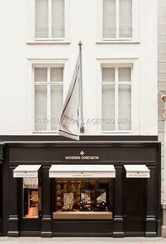 Luxury British Retail | ... Constantin luxury boutique on Old Bond street in Mayfair London UK