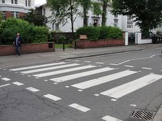Abbey Road, Liverpool, England