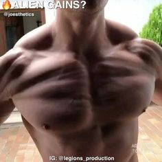 Rich Kids Spotted   Image   🔥😳ALIEN GAINS? Founder 👉: @king_khieu. Moving striations. Thoughts? 🤔 What do you guys think? COMMENT BELOW! Athlete: @joesthetics. Tag someone who needs to lift! Facebook page ✅: Legions Production. Want to unlock the 🏋 secrets to exponential muscle growth and burning...