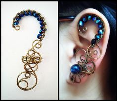 New take on the Ear Cuff