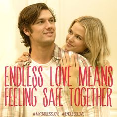 What does endless love mean to you? #EndlessLove #MyEndlessLove