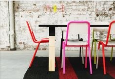 Flashy! Jake Chair by Sydney studio Koskela