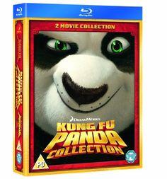 From 4.09 Kung Fu Panda 1 And 2 [blu-ray] [2011] [region Free]