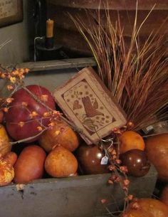 Redware Box created by Ruthe of The Restoration of My Humble Spirit