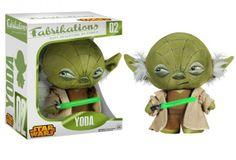 Funko Fabrikations Plush Toys - Yoda