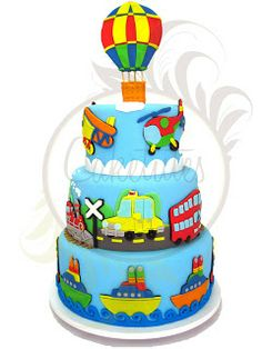 Ideas for kurtis cake?