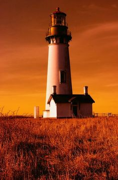 Yaquina Head Lighthouse, Oregon