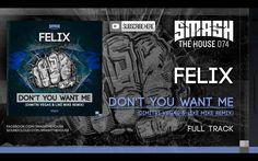 Felix - Don't You Want Me ( Dimitri Vegas & Like Mike Remix )  De drop komt over als boos
