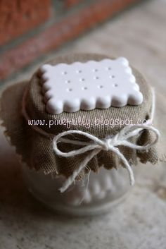 shabby biscuit
