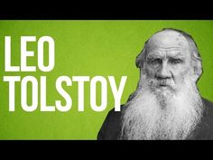 LITERATURE: Leo Tolstoy Leo Tolstoy was a remarkable novelist in part because he believed in the novel as a tool for social reform, something that would enable us to become kinder, more thoughtful and more generous towards others. By: The School of Life.Get The School of Life merchandise
