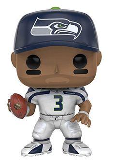 Funko POP NFL  Wave 3 – Russell Wilson Action Figure From the Seattle  Seahawks 9f89f526de016