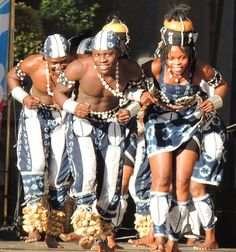 Traditional dress of Benin is a prime example of the historic brilliance of Africa.