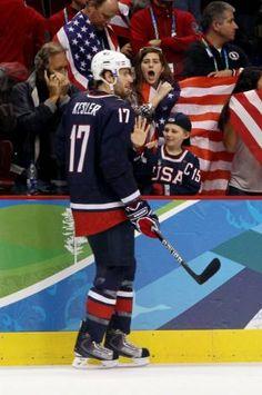 a48bfbb72b2 Ryan Kesler #17 Ryan Kesler, Usa Hockey, Anaheim Ducks, Basketball Court