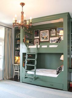 10 elegant bunk beds (also suitable for adults) - Comfortable home