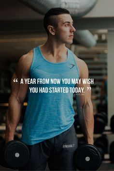Inspiring quote : A year from now you may wish you had started today - Karen Lamb