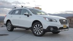 Top 5 Features of the 2017 Subaru Outback