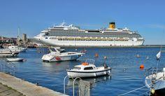 Sarà Costa Favolosa ad ospitare a partire da oggi, 9 maggio, la 23esima edizione dei Protagonisti del Mare, il più importante appuntamento annu