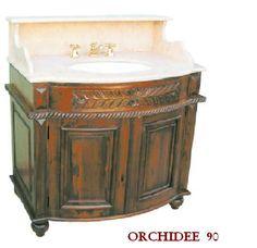 Les Bains d'Aphrodite : meubles une vasque