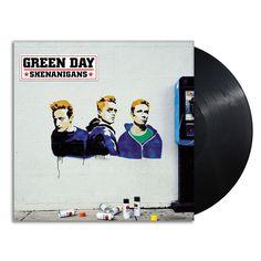 Green Day - Shenanigans Vinyl LP Black Sealed New #AlternativeIndie