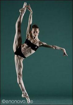 ripped ballerina- sick