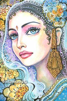 Eastern Woman   EvitaWorks