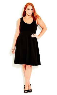 9da97d00f429d City Chic - CUTIE PIE DRESS - Women s Plus Size Fashion  citychic   citychiconline
