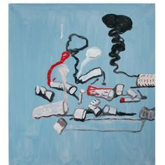 Untitled, 1978 Philip Guston  behooving galaxy