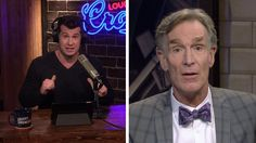 Bill Nye (The Not-A-Real-Science-Guy) fancies himself an expert and repeatedly scoffs at anyone who's skeptical of his particular brand of science….which iro...