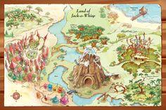 Land of Jack-O-Wisps