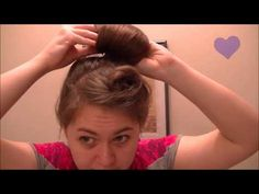 Hairstyle for when you don't feel like doing hair. Music by Dan-O at danosongs.com