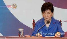 Coréia do Sul: Park nega as alegações de corrupção. A presidente da Coreia do Sul, Park Geun-hye, negou novamente qualquer envolvimento...