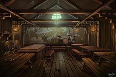 Tavern by AnthonyAvon