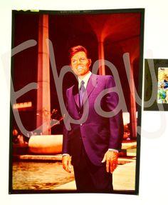 Hawaii Five-O, Jack Lord vintage XL still TV-slide
