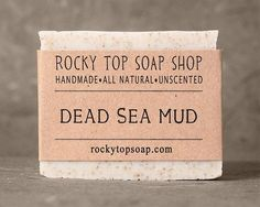 Handmade Cold Process All Natural Soap Unscented Sensitive Skin Clear And Distinctive