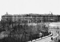 Николай II: Зимний дворец, Санкт-Петербург Winter Palace, St. Petersburg.