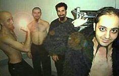 Shavo, John, Serj y Daron!