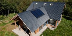 Profile 6, Fibre Cement Profiled Sheeting used in Residential property