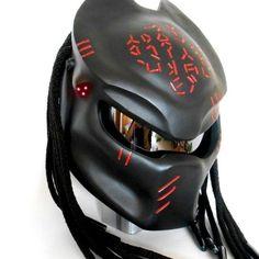 Predator Motorcycle Helmet   For Sale. http://predatormotorcyclehelmet.com/