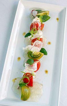 Food Porn Salad La Valencia Hotel